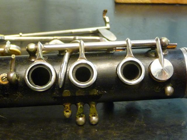 Buffet Crampon clarinet clarinetto